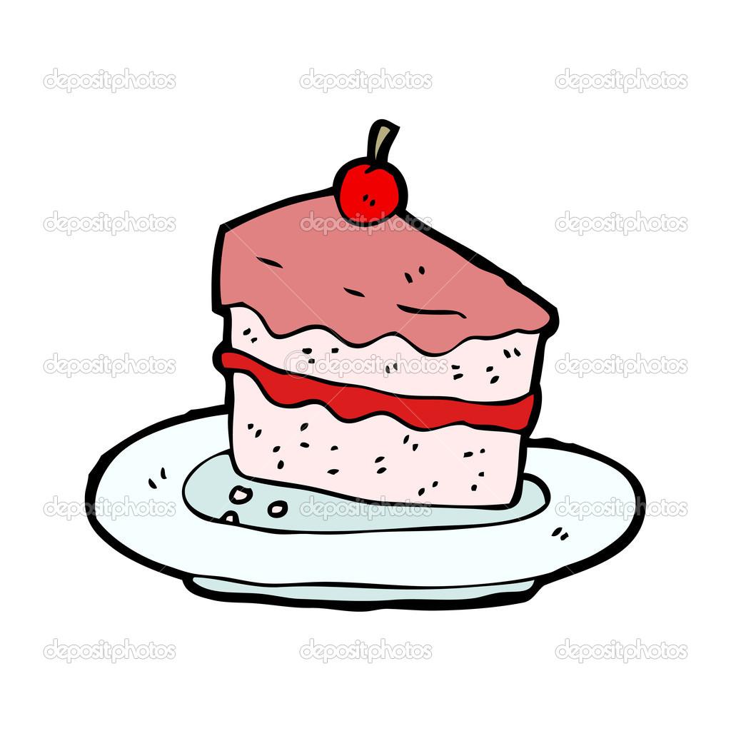 Gustosa torta — vettoriali stock lineartestpilot