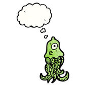 Calamari — Vettoriale Stock