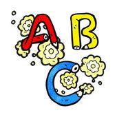ABC — Stock Vector