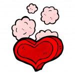 Love heart — Stock Vector #21152259