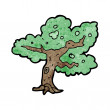 árbol — Vector de stock  #21156679