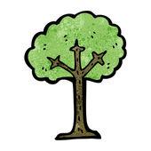 Ağaç — Stok Vektör
