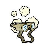 Dürbün — Stok Vektör