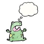Frog — Stock vektor