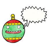 クリスマス安物の宝石 — ストックベクタ