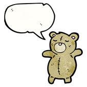 Roztomilý medvídek — Stock vektor