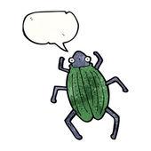 Giant beetle — Stock Vector