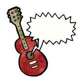 Guitare — Vecteur