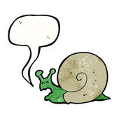 Snail — Stock Vector