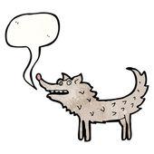 Wolf — Stockvektor
