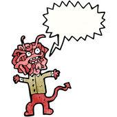 Ohydne potwora — Wektor stockowy
