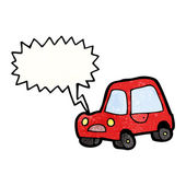 Trąbić samochodu — Wektor stockowy
