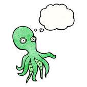 Giant squid — Stock Vector