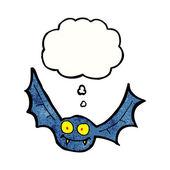 Vampire bat — Stock Vector