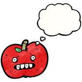 Bad apple — Stock Vector