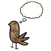 Bird — Stock vektor