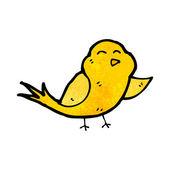 Fågel — Stockvektor