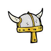 Hełm wikingów — Wektor stockowy