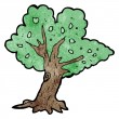 Tree — Vector de stock #21404989