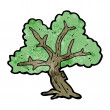 Tree — Vector de stock #21405691