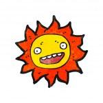 Sun — Stock Vector #21407941