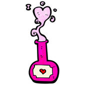 Love potion — Stock Vector