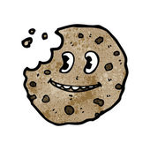 Cookie — Stock Vector