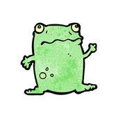 Frog — Vettoriale Stock