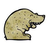Bear — Stok Vektör