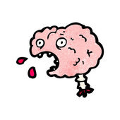 Brain — Stockvektor