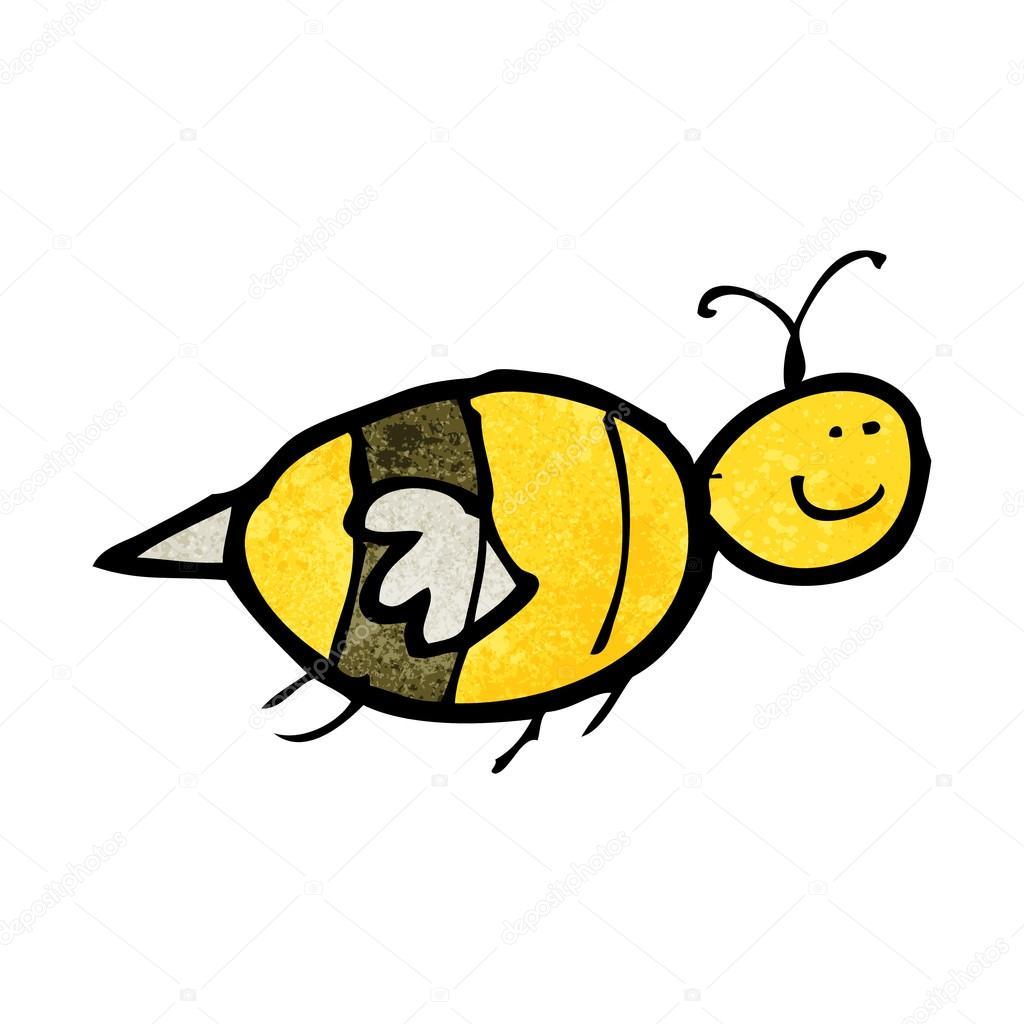 пчела рисунок фото