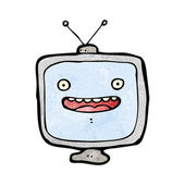 Television — Stock Vector