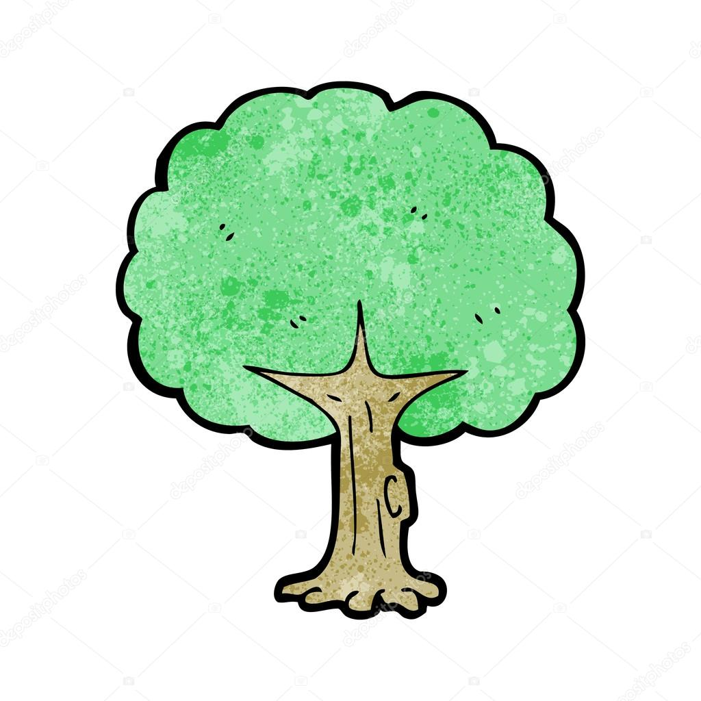 RoyaltyFree RF Oak Tree Clipart Illustrations Vector