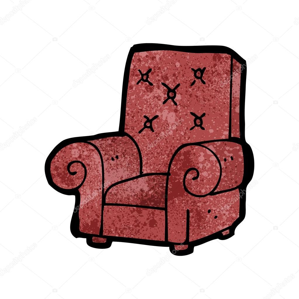Sill 243 N De Dibujos Animados Vector De Stock 21538999