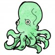 Cartoon octopus — Stock Vector #21546769