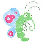 Cartoon bug — Vecteur