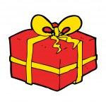 Cartoon giftbox — Stock Vector #36168303