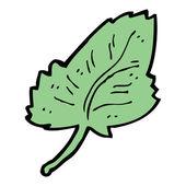 Leaf — Vector de stock