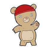 Nallebjörn — Stockvektor
