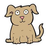 卡通小狗 — 图库矢量图片