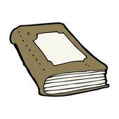 Книга по мультфильму — Cтоковый вектор