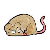 Cartoon mouse — Stock Vector
