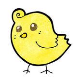 Cartoon bird — Stock Vector