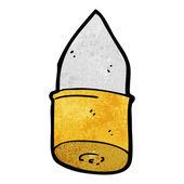 漫画の弾丸 — ストックベクタ