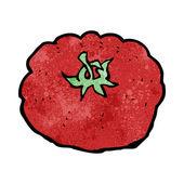 Kreskówka pomidor — Wektor stockowy