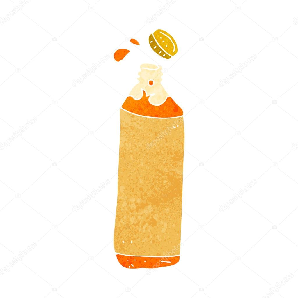 Cartoon Juice Bottle Cartoon Juice Bottle Vector