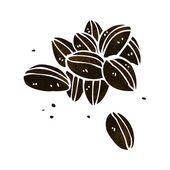 Kawa kreskówka — Wektor stockowy