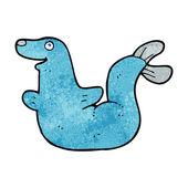 Cartoon seal — Stock Vector