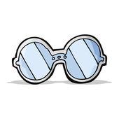 Cartoon-brillen — Stockvektor
