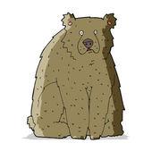 卡通搞笑熊 — 图库矢量图片